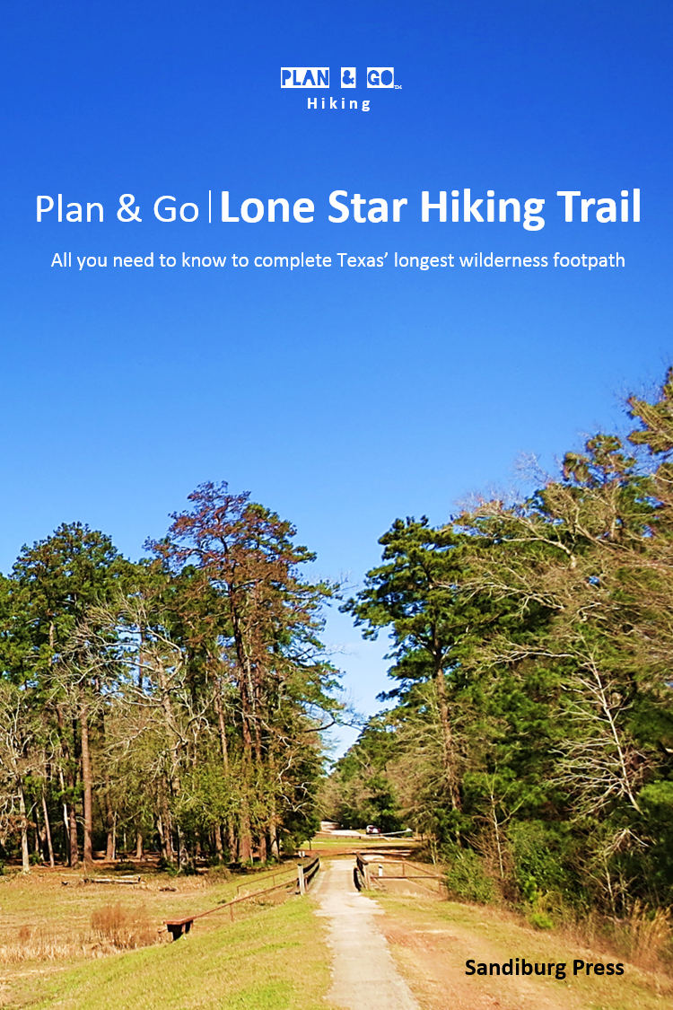 Plan & Go | Lone Star Hiking Trail